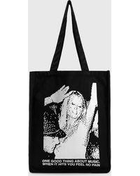 Pleasures One Night Tote Bag - Black