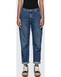Carhartt WIP Pierce Trousers - Blue