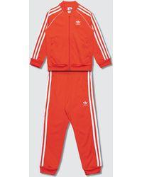 adidas Originals - Superstar Suit - Lyst