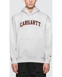 Carhartt WIP - Athletic Hoodie - Lyst