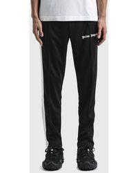 Palm Angels Classic Track Trousers - Black