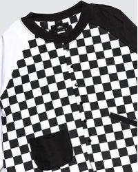 MeMe London - Frankie Varsity Jacket - Lyst