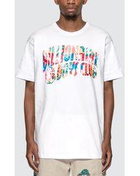 BBCICECREAM Arch Logo T-shirt - White