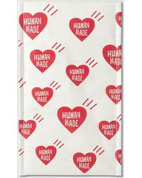Human Made Heart Print Iphone Xs Max Case - White