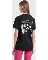 Off-White c/o Virgil Abloh Arrows Sketch T-shirt - Black