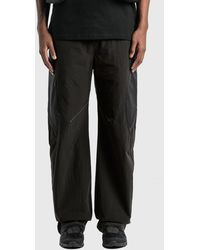 Hyein Seo Panelled Trousers - Black