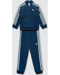 adidas Originals Superstar Suit - Blue