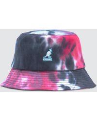 Kangol Tie Dye Bucket - Multicolor
