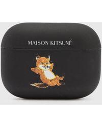 Maison Kitsuné Chillax Fox Airpods Pro Case - Blue