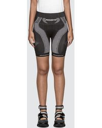 MISBHV The Classic Active Shorts - Black