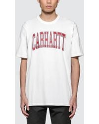 Carhartt WIP - Division S/s T-shirt - Lyst