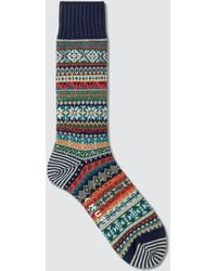 Chup Hostlov Socks - Blue