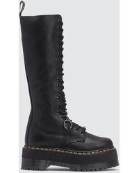 Dr. Martens Dolls Kill X 1b60 Max Dk Platform Boots - Black