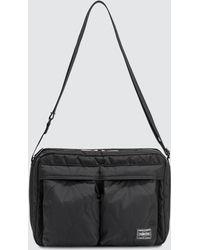 ffbdc20f63 Head Porter - Clayton Shoulder Bag (l) - Lyst