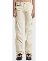 Hyein Seo - Low Rise Cargo Pants - Lyst