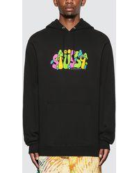 Stussy Cosmos Hoodie - Black