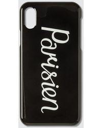 Maison Kitsuné - Parisien Iphone Case - Lyst