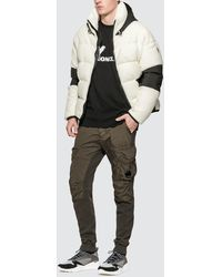 Moncler - Grenoble Hooded Down Jacket - Lyst