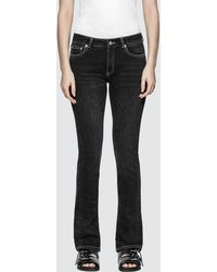 Ganni - Cult Stretch Jeans - Lyst