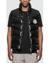 Moncler Genius 1952 X Awake Ny Down Puffer Vest - Black