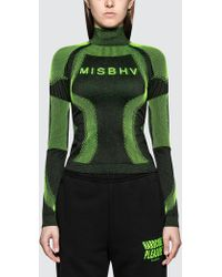 MISBHV The Classic Active Top - Black