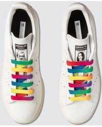 Stella McCartney X Adidas Stan Smith Trainers - White
