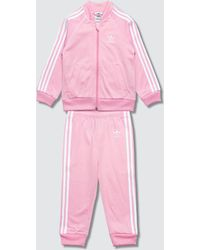 adidas Originals Superstar Track Suit - Pink