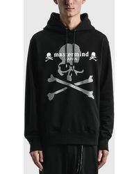 Mastermind Japan Flash Logo Hoodie - Black