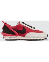 Nike Women's Undercover X Daybreak - Red