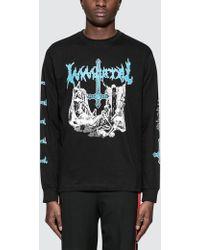 Wasted Paris - Immortal L/s T-shirt - Lyst