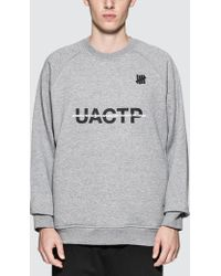 Undefeated - Uactp Tg Crewneck - Lyst