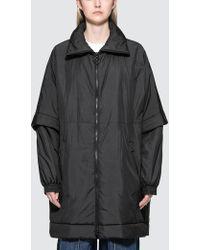 Maison Margiela Sports Zip Jacket - Black