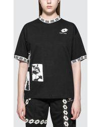 Damir Doma - X Lotto Tiara L S/s T-shirt - Lyst