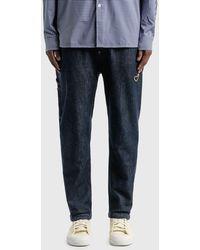 adidas Originals Human Made X Adidas Consortium Jeans - Blue