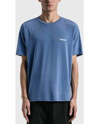 we11done - Oversized Jersey T-shirt - Lyst