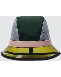 Burberry - Logo Bucket Hat - Lyst