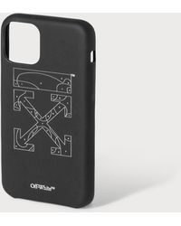 Off-White c/o Virgil Abloh Puzzle Iphone 11 Pro Max - Black