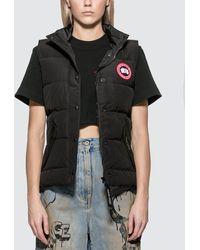 Canada Goose Freestyle Vest - Black