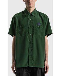 Needles - Short Sleeve Work Shirt - Lyst