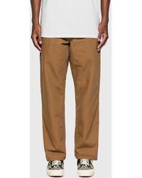 Carhartt WIP Single Knee Pants - Brown
