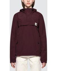Carhartt WIP - Nimbus Pullover Jacket - Lyst