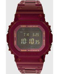 G-Shock Gmw-b5000rd-4 - Metallic