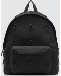 Raf Simons X Eastpak Padded Loop Backpack - Black