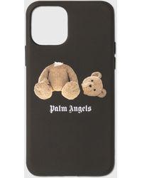 Palm Angels Palm Angel Bear Iphone 11 Pro Case - Black
