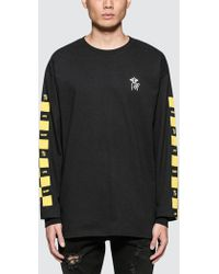 The Quiet Life - Checker L/s T-shirt - Lyst