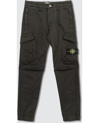 Stone Island Mo711630213 Trousers - Black