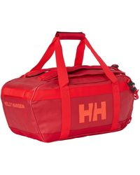 Helly Hansen H/H SCOUT DUFFEL S - Rojo