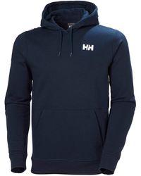Helly Hansen Active Hoodie - Blue