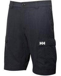 Helly Hansen Pantalon De Voile - Bleu