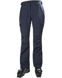 Helly Hansen Switch Cargo 2.0 Ski Trouser Navy - Blue